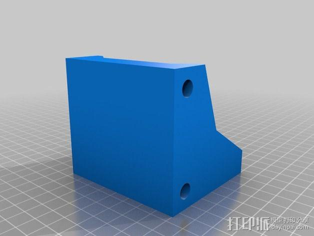 自制3D打印机 3D模型  图15