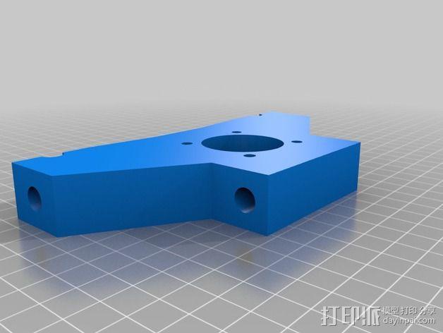 自制3D打印机 3D模型  图16