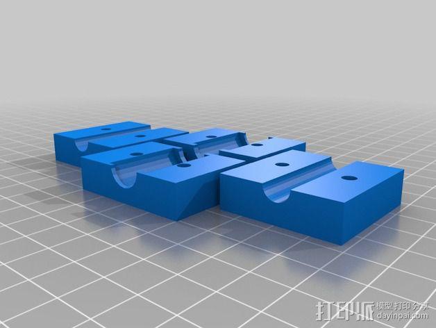 自制3D打印机 3D模型  图24