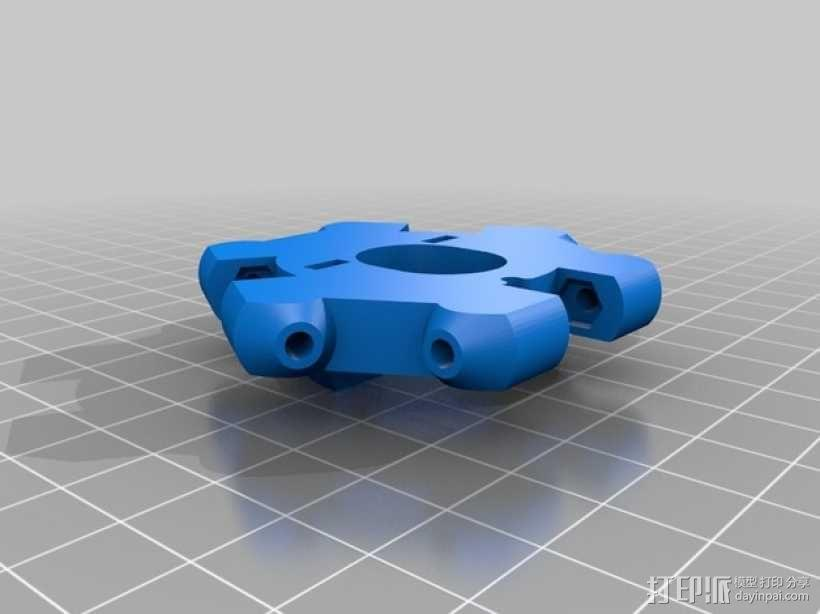 打印机效应器 3D模型  图5
