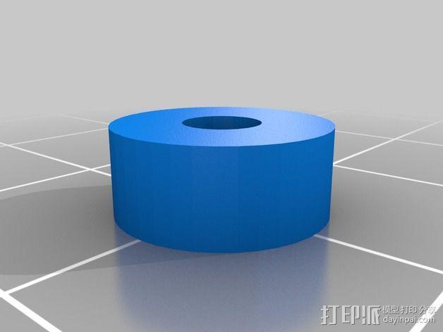 Mix G1打印机X轴部件 3D模型  图6