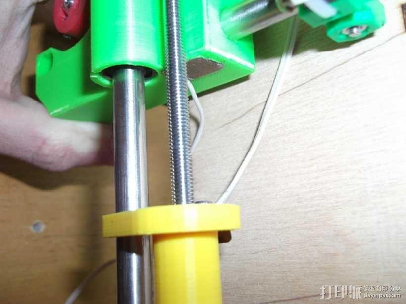 打印机Z轴限位开关 3D模型  图1