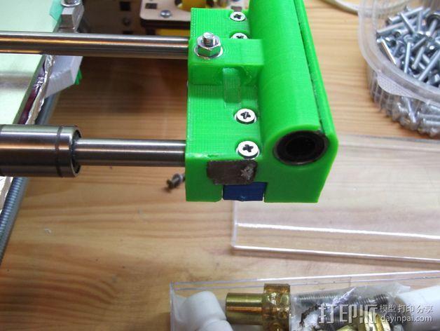 打印机Z轴限位开关 3D模型  图5