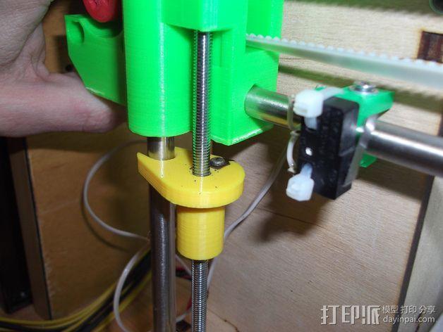 打印机Z轴限位开关 3D模型  图8