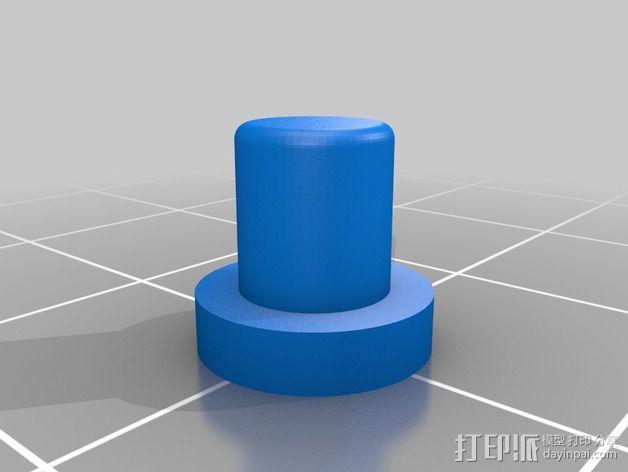 智能控制器保护外盒 3D模型  图2