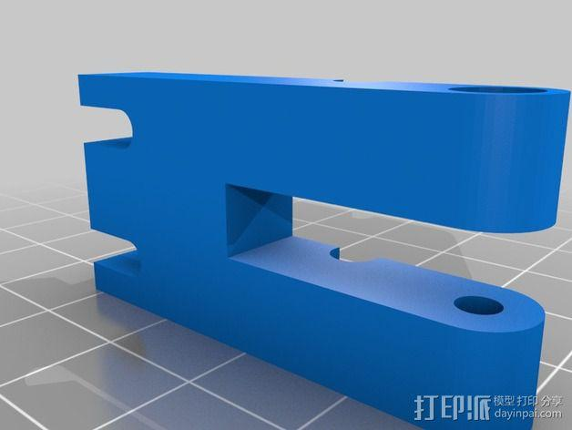 齿轮挤出机 3D模型  图7