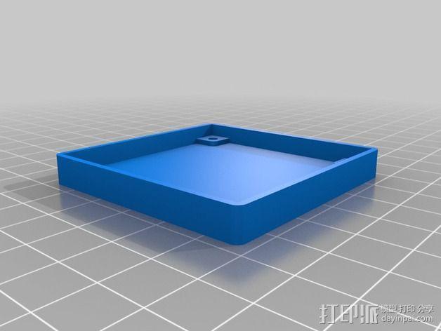 电路板外盒 3D模型  图5
