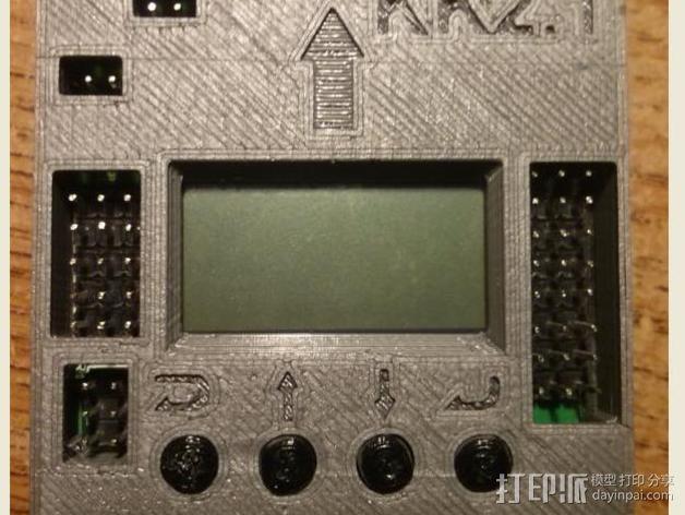 电路板外盒 3D模型  图3