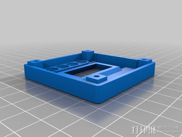 电路板外盒 3D模型  图7