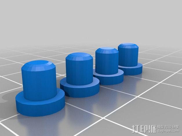 电路板外盒 3D模型  图6