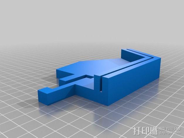 RostockMax 打印机外罩 3D模型  图6