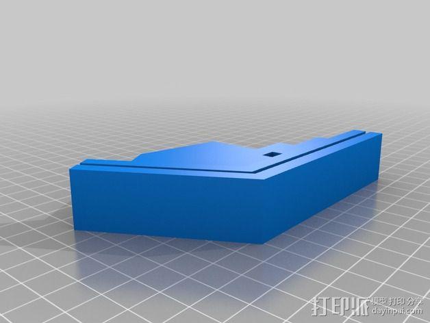 RostockMax 打印机外罩 3D模型  图8