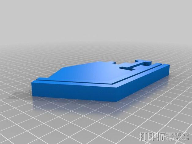 RostockMax 打印机外罩 3D模型  图7