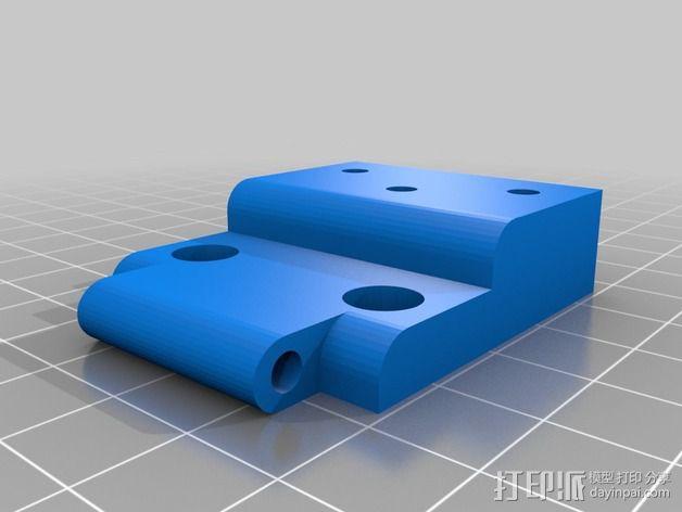 RostockMax 打印机外罩 3D模型  图9