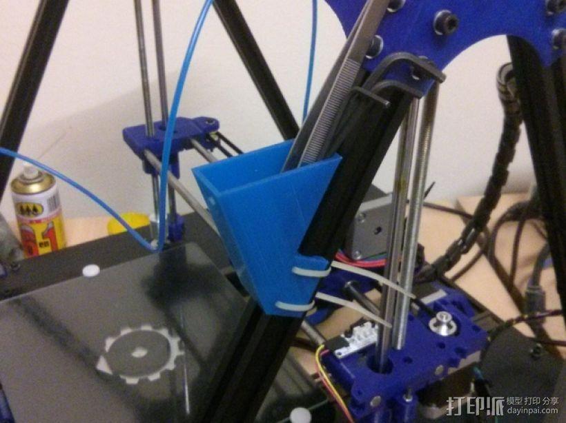 工具箱 工具收纳盒 3D模型  图1