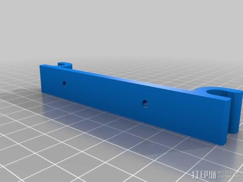 智能控制器电路板外盒 3D模型  图7