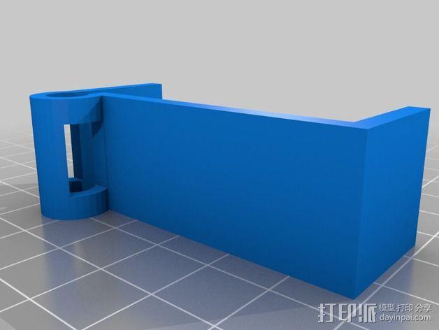 线材导线器 3D模型  图2