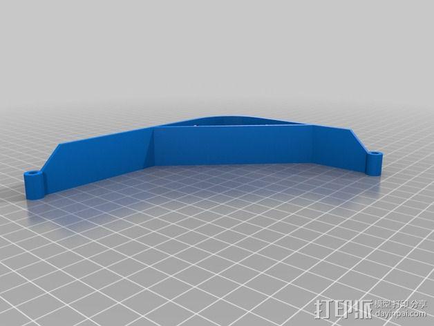 电缆锚链 3D模型  图6