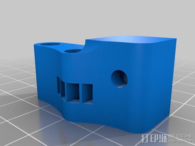 1.75毫米挤出机 3D模型  图6