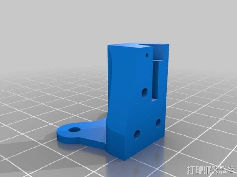 自动调平探针 3D模型  图2