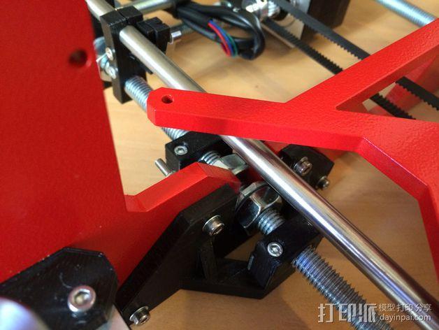 螺杆固定器 3D模型  图2