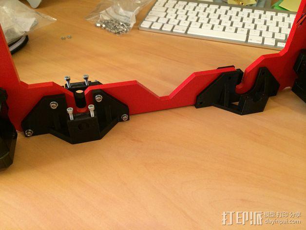螺杆固定器 3D模型  图4