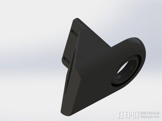 风扇支架 3D模型  图8