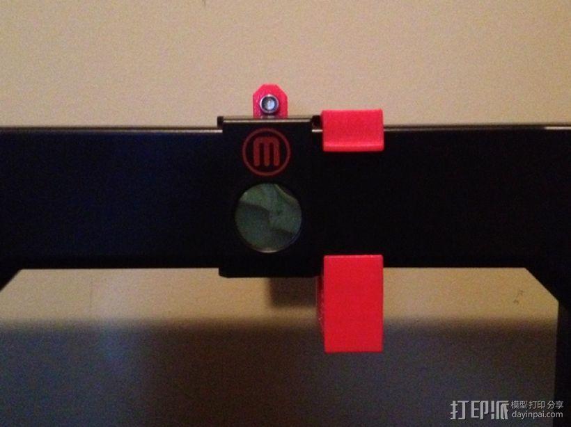 照明器支架 3D模型  图3