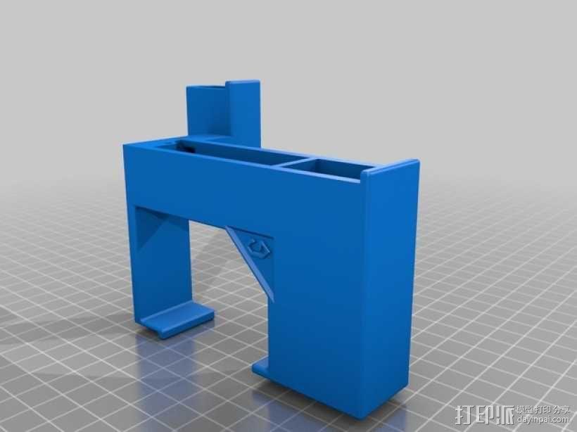 照明器支架 3D模型  图15