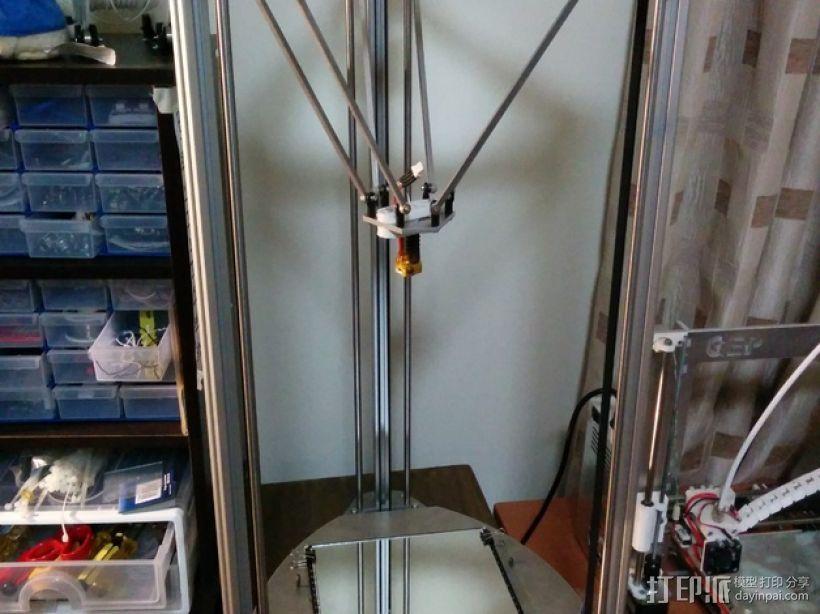 Gelta 3d打印机 3D模型  图1