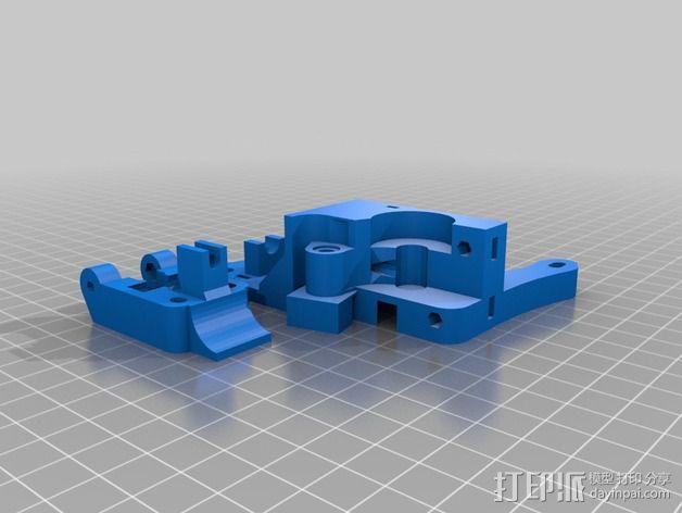 Gelta 3d打印机 3D模型  图11