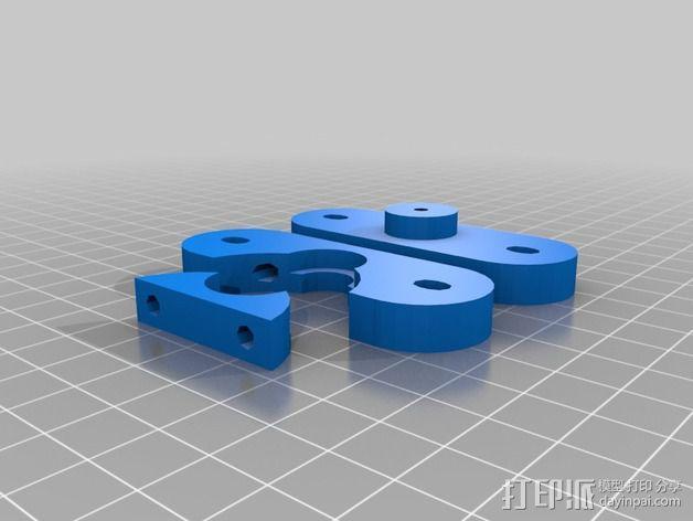 Gelta 3d打印机 3D模型  图10