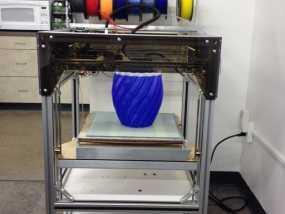 Ulti-Replicator打印机 3D模型