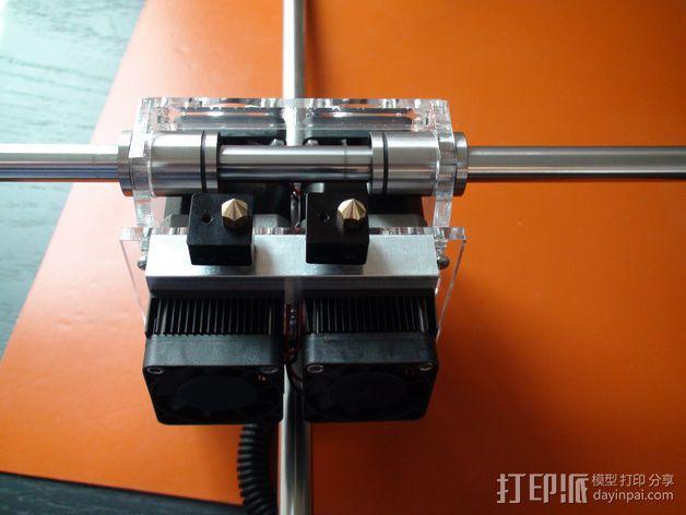 Ulti-Replicator打印机 3D模型  图19