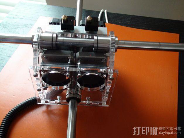 Ulti-Replicator打印机 3D模型  图20