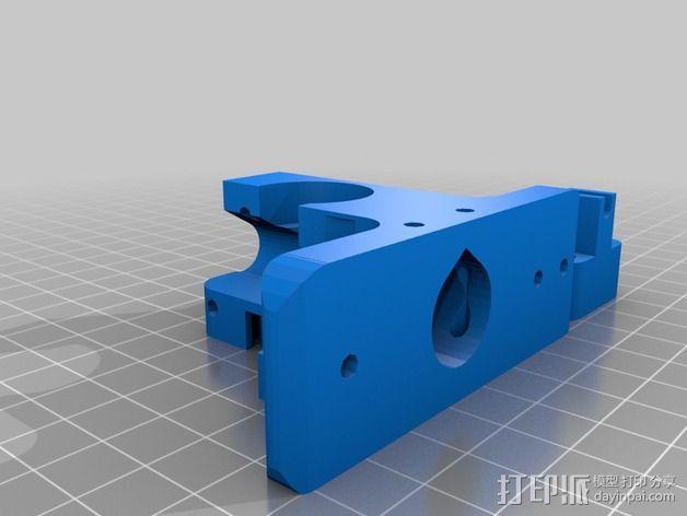 Prusa i2打印机轴承套件 3D模型  图2