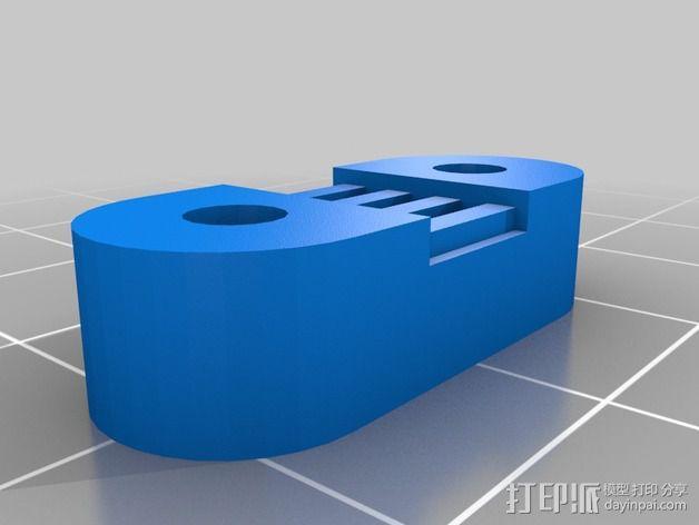 Prusa i2打印机轴承套件 3D模型  图7