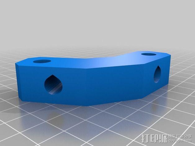 Prusa i2打印机轴承套件 3D模型  图8