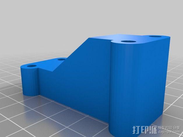 Prusa i2打印机轴承套件 3D模型  图12