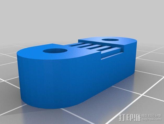 Prusa i2打印机轴承套件 3D模型  图10