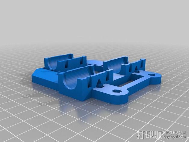 Prusa i2打印机轴承套件 3D模型  图14