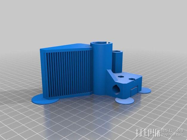 Prusa i2打印机轴承套件 3D模型  图18
