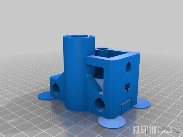 Prusa i2打印机轴承套件 3D模型  图19