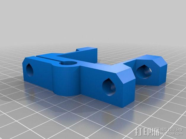 Prusa i2打印机轴承套件 3D模型  图20