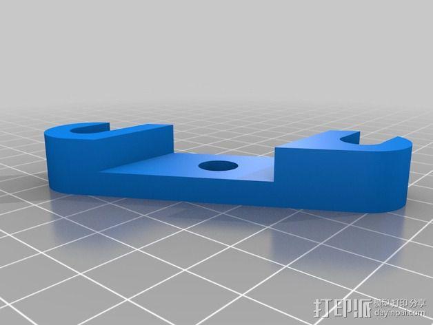 Prusa i2打印机轴承套件 3D模型  图22