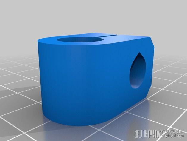 Prusa i2打印机轴承套件 3D模型  图24