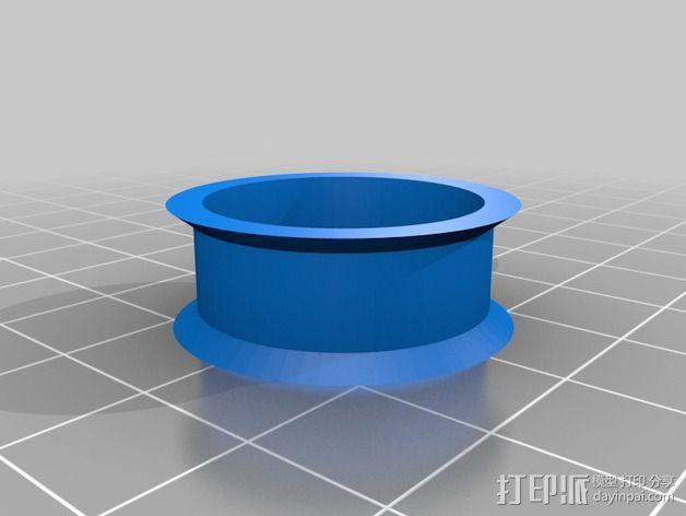 Prusa i2打印机轴承套件 3D模型  图26