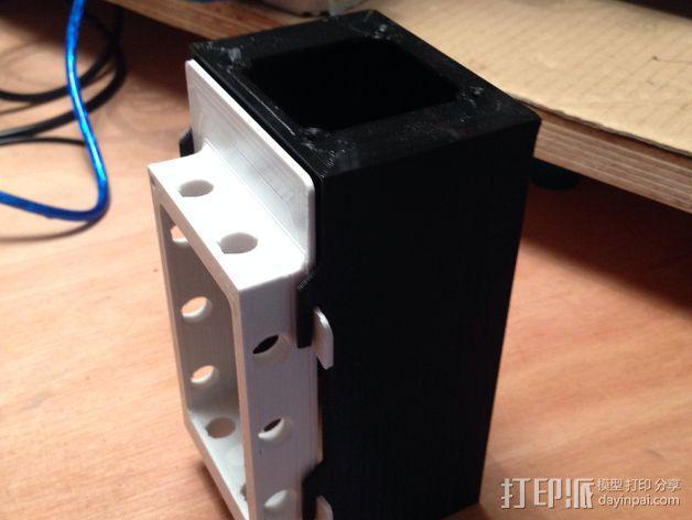 RAMPS 1.4电路板保护罩 3D模型  图8