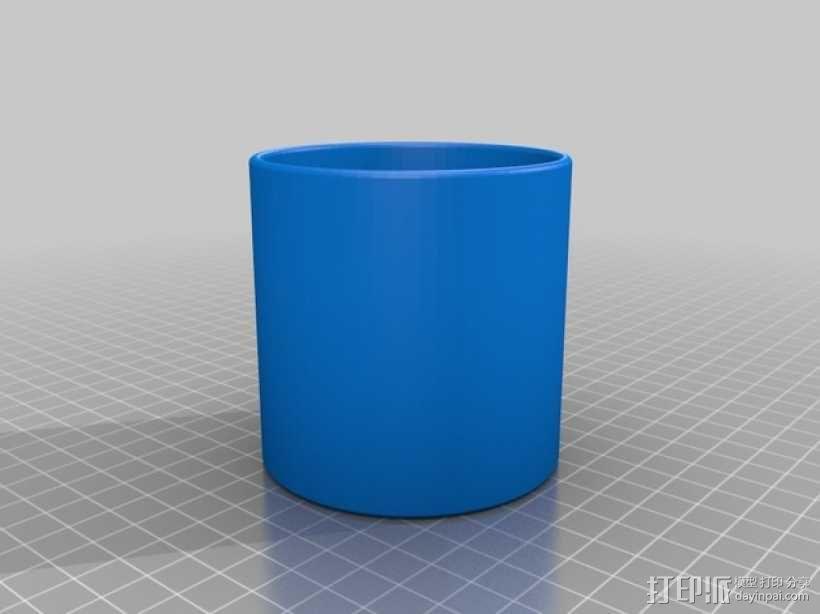 Filastruder 电子面板 3D模型  图4