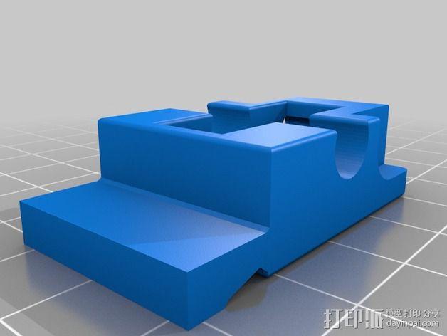 齿轮挤出机 3D模型  图11